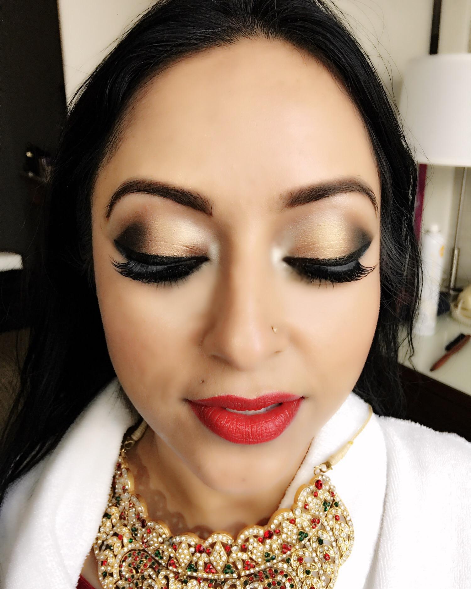 Edmonton Bridal Makeup Lily Le Makeup Artist